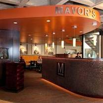 photo of mavor's restaurant and bar restaurant