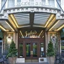 photo of jake's grill - portland restaurant