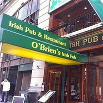 photo of o'brien's irish pub restaurant