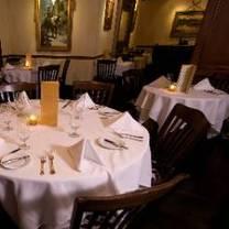 photo of vintage prime steakhouse restaurant