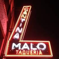 photo of malo restaurant