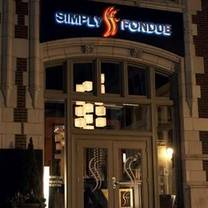 photo of simply fondue - dallas restaurant