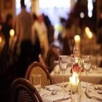 photo of palm court brasserie restaurant