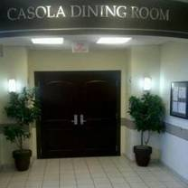 photo of casola dining room - schenectady county community college restaurant