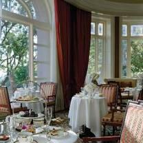 photo of the lobby lounge @ the langham hotel pasadena restaurant