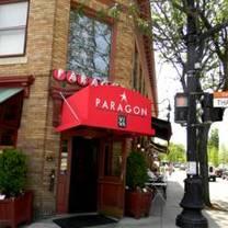 photo of cafe paragon restaurant