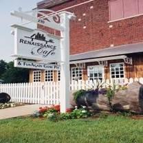 photo of renaissance cafe restaurant