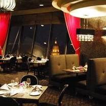 photo of nick and nino's penthouse steakhouse restaurant