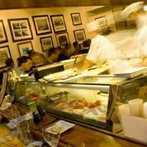 photo of hama sushi restaurant