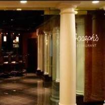photo of joseph's restaurant restaurant