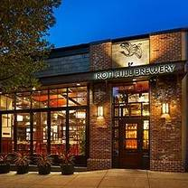 photo of iron hill brewery - chestnut hill restaurant