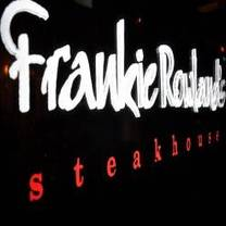 photo of frankie rowland's steakhouse restaurant