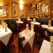 photo of the cork & bottle - leicester square restaurant