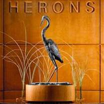photo of herons restaurant