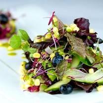 photo of bleu restaurant & lounge restaurant