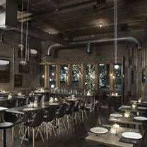 photo of pallet restaurant