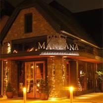 photo of manzana - lake oswego restaurant