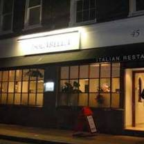 photo of isolabella restaurant