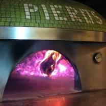 photo of piero's pizzavino restaurant