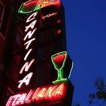 photo of cantina italiana restaurant