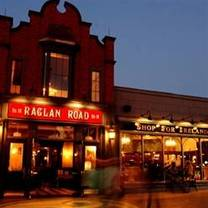 photo of raglan road irish pub restaurant