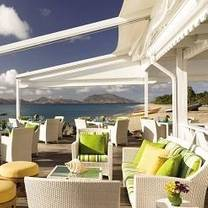 photo of four seasons - nevis - mango restaurant