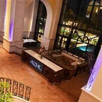 photo of azul restaurant and lounge restaurant
