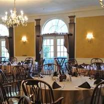 photo of mid pines inn and golf club restaurant
