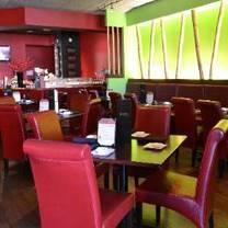 foto von kitaro grill and sushi lounge restaurant