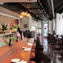 foto von sanraku metreon restaurant