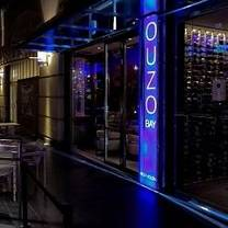 photo of ouzo bay - baltimore restaurant