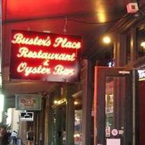 photo of buster's place restaurant and oyster bar restaurant