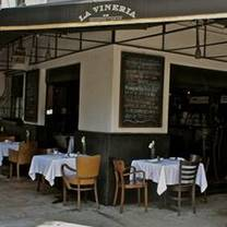 photo of la vineria restaurant