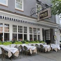 photo of page at 63 main restaurant