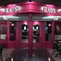 foto de restaurante rao's - caesars palace las vegas