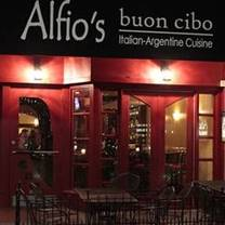 photo of alfio's buon cibo restaurant