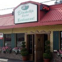 photo of elisabeth's chalet restaurant