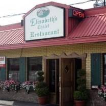 photo of elisabeth's chalet restaurant