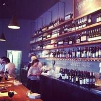 photo of zinqué - venice restaurant