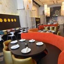 photo of mōksha bellevue restaurant