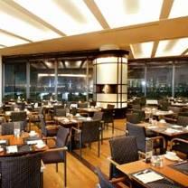 photo of ocean terrace - intercontinental yokohama grand restaurant