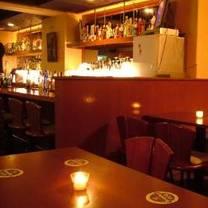 photo of steady restaurant