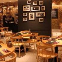 photo of obica mozzarella bar yokohama restaurant
