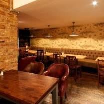 photo of old tea warehouse restaurant