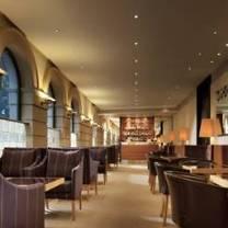 photo of halkin bar restaurant