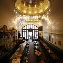 foto von cafe paris - saal restaurant