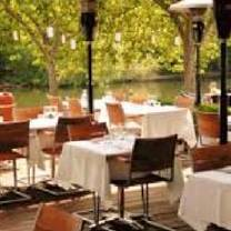 photo of riverside brasserie restaurant