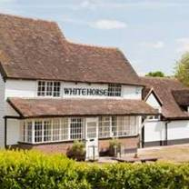 photo of the white horse restaurant