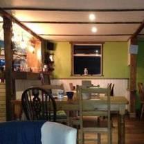 photo of the marram grass restaurant
