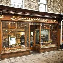 photo of fitzbillies restaurant